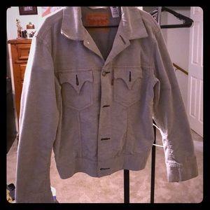 Men's Large Levi Jeans Jacket